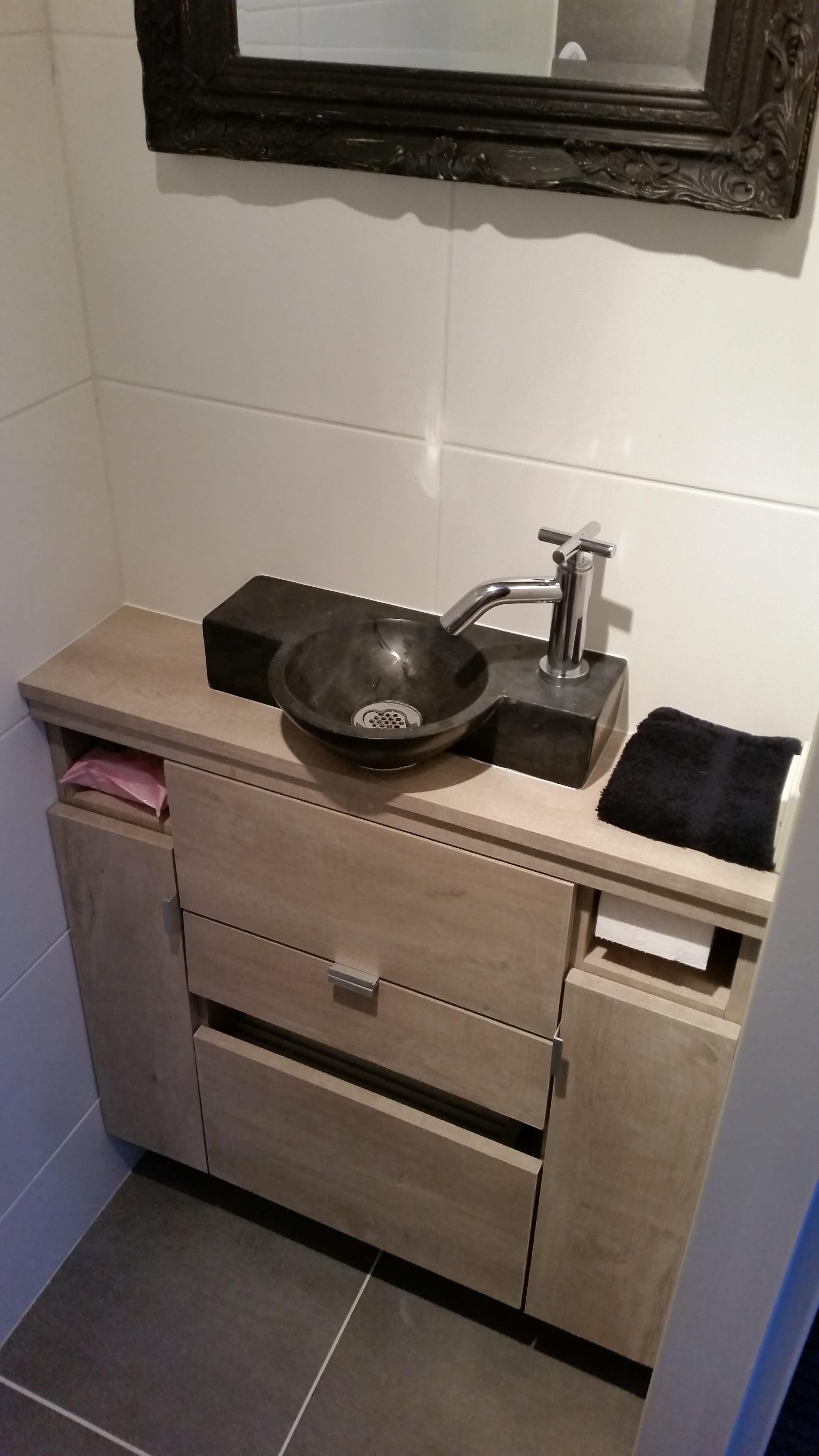 Badkamer en of toilet plaatsen - Klusbedrijf Bart Hoogvelt | Uw ...